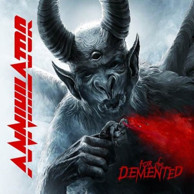 Annihilator - For the Demented cover art