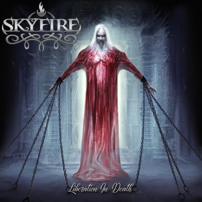 Skyfire - Liberation in Death cover art