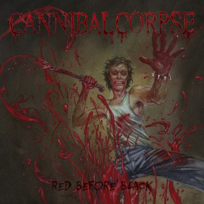 Cannibal Corpse - Red Before Black cover art