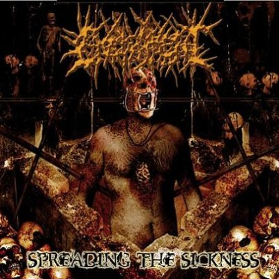 Engorriment - Spreading the Sickness cover art