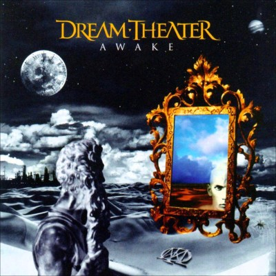 Dream Theater - Awake cover art