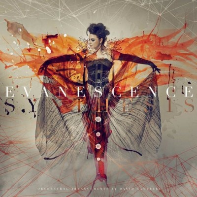 Evanescence - Synthesis cover art
