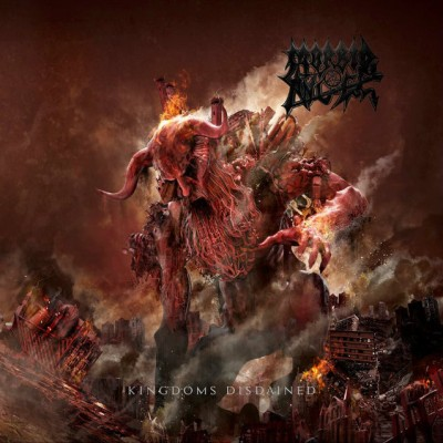 Morbid Angel - Kingdoms Disdained cover art
