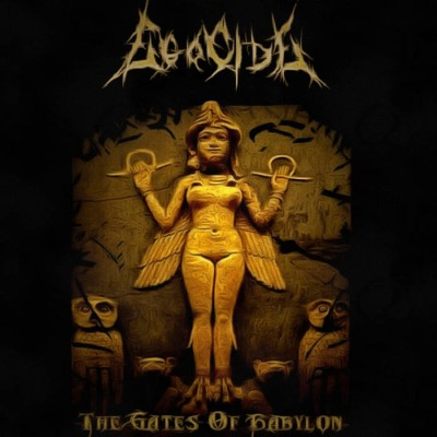 Egocide - The Gates Of Babylon cover art