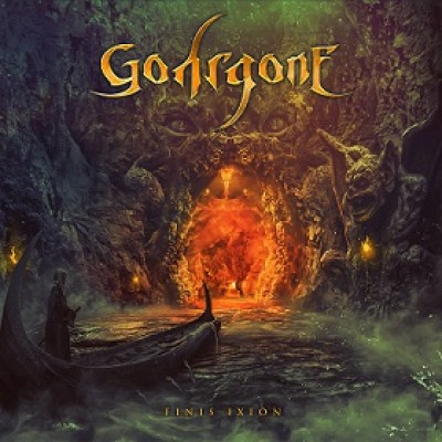 Gohrgone - Finis Ixion cover art