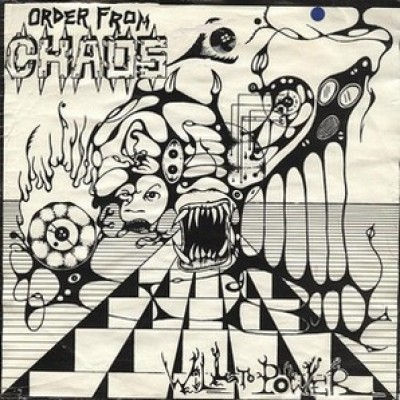 Order from Chaos - Will to Power cover art
