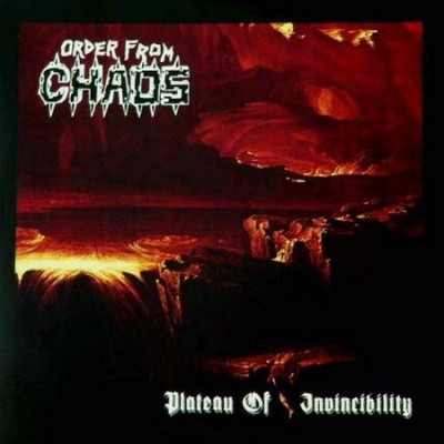 Order from Chaos - Plateau of Invincibility cover art