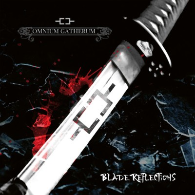 Omnium Gatherum - Blade Reflections cover art