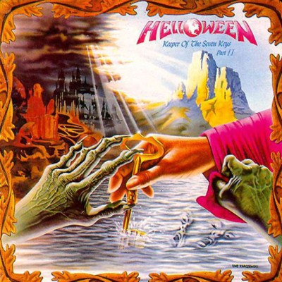 Helloween - Keeper of the Seven Keys Part II cover art