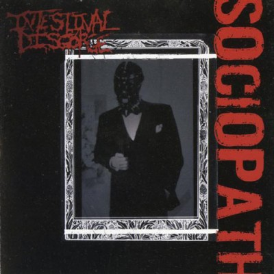 Intestinal Disgorge - Sociopath cover art