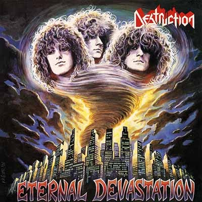 Destruction - Eternal Devastation cover art