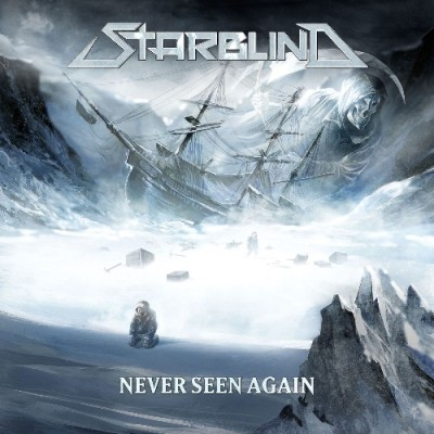 Starblind - Never Seen Again cover art