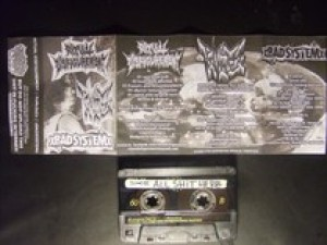 Ritual Disfigurement - Brutal Death-Grind vs Noisecore vs Grindcore cover art