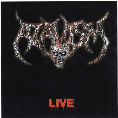 Atavism - Live cover art