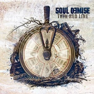 Soul Demise - Thin Red Line cover art