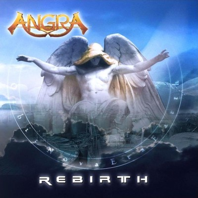 Angra - Rebirth cover art