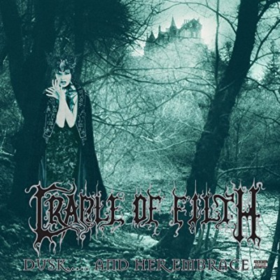 Cradle of Filth - Dusk... and Her Embrace cover art
