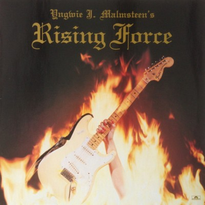Yngwie J. Malmsteen's Rising Force - Rising Force cover art