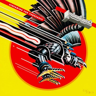 Judas Priest - Screaming for Vengeance cover art