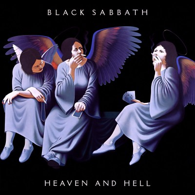 Black Sabbath - Heaven and Hell cover art