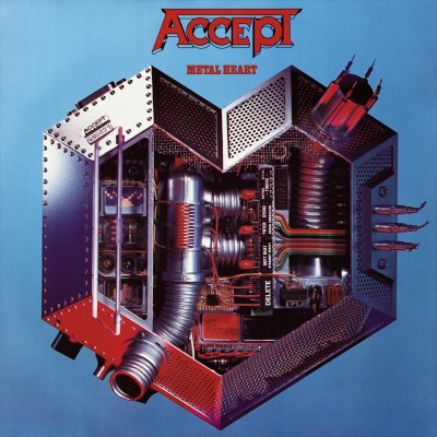 Accept - Metal Heart cover art
