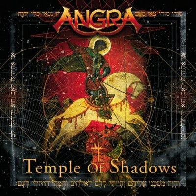 Angra - Temple of Shadows cover art