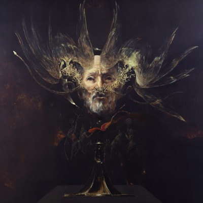Behemoth - The Satanist cover art