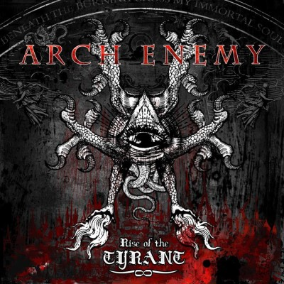 Arch Enemy - Rise of the Tyrant cover art