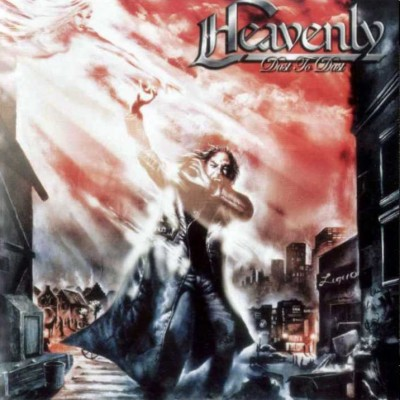 Heavenly - Dust to Dust cover art