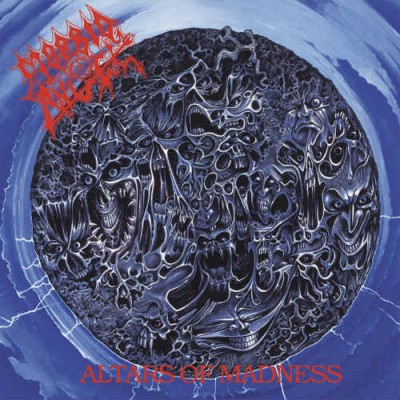 Morbid Angel - Altars of Madness cover art