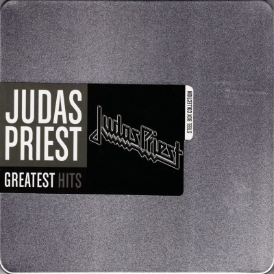 Judas Priest - Greatest Hits - Steel Box Collection