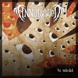 Annihilation - The Undivided cover art