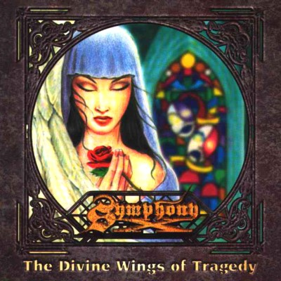 Symphony X - The Divine Wings of Tragedy cover art