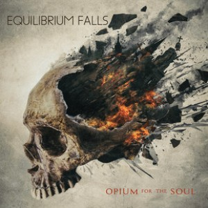 Equilibrium Falls - Opium for the Soul cover art