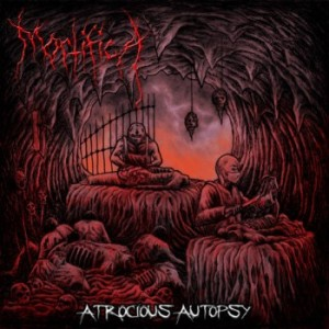 Mortifica - Atrocious Autopsy cover art