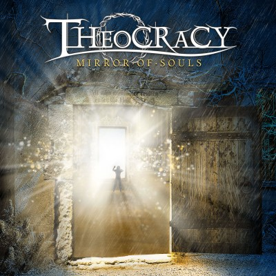 Theocracy - Mirror of Souls cover art