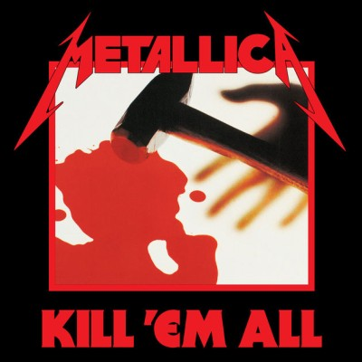 Metallica - Kill 'Em All cover art