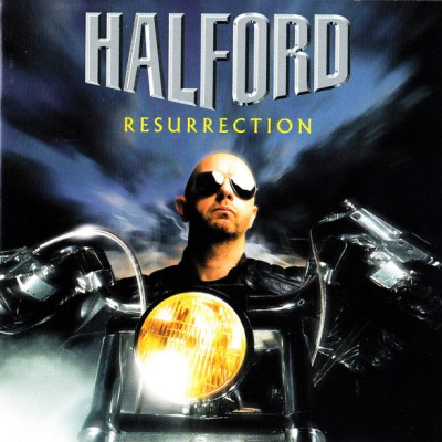Halford - Resurrection