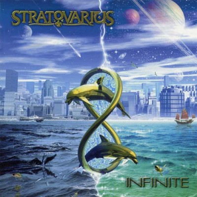 Stratovarius - Infinite cover art