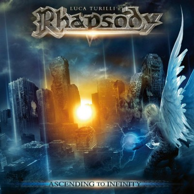 Luca Turilli's Rhapsody - Ascending to Infinity cover art