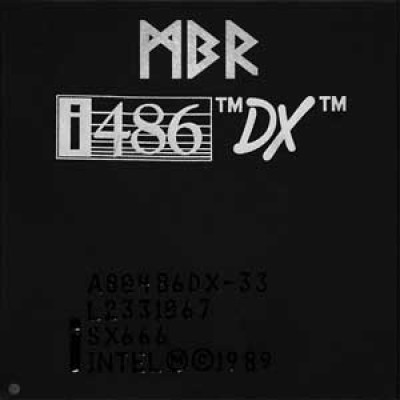 Master Boot Record - 486DX