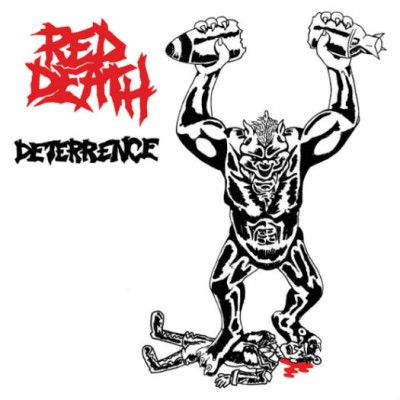 Red Death - Deterrence cover art