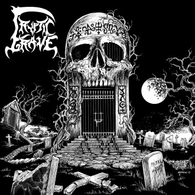 Cryptic Grave - Cryptic Grave cover art