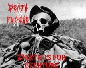 Death Plague - Death Is For Everyone cover art