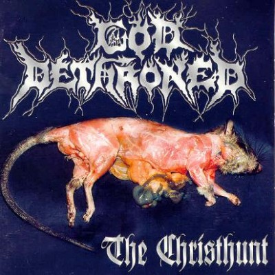 God Dethroned - The Christhunt cover art
