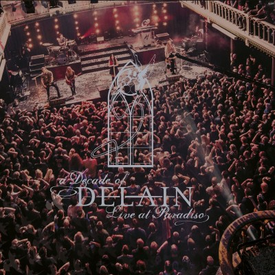 Delain - A Decade Of Delain (Live At Paradiso) cover art