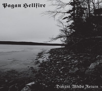 Pagan Hellfire - Distant Winds Return cover art
