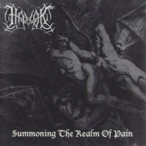 Havok - Summoning the Realm of Pain cover art