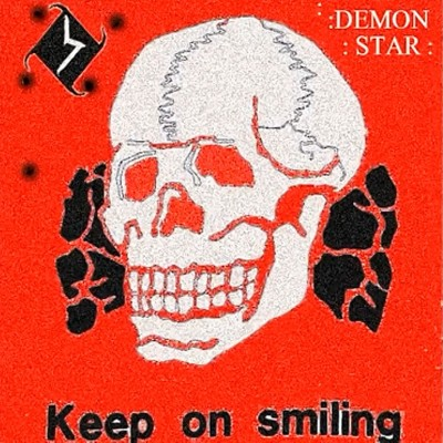 Demon Star - Keep on Smiling cover art