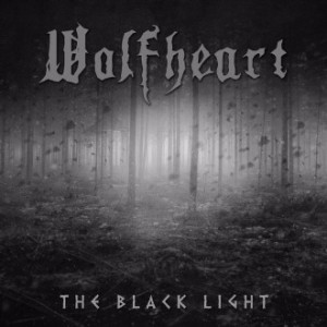 Wolfheart - The Black Light cover art